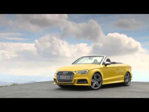 2016 audi a3 cabriolet facelift footage youtube. Black Bedroom Furniture Sets. Home Design Ideas