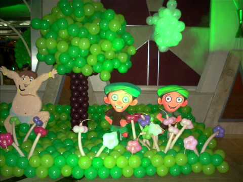 Chota Bheem Decorations Youtube