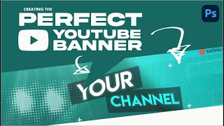 Best Top New Gaming Channel Art PSD free download | Kaushal Gfx | Photoshop Pro Tutorial #17
