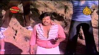 Benki Birugaali Kannada Movie Dialogue Scene    Vishnuvardhan Shankar Nag