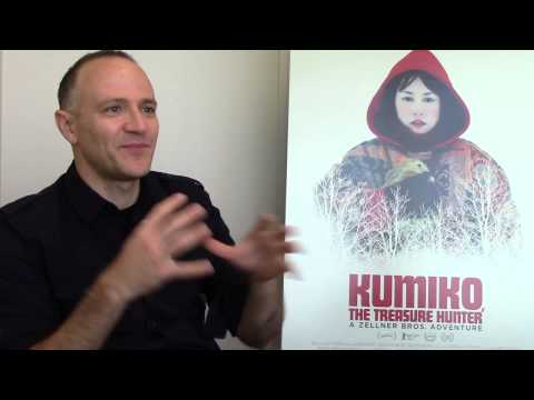 Kumiko, The Treasure Hunter: David Zellner Exclusive Interview Part 2