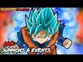 RUNNING EVENTS AND SUMMONING! | CAN WE PULL A LR TONIGHT!?  | DRAGON BALL Z DOKKAN BATTLE