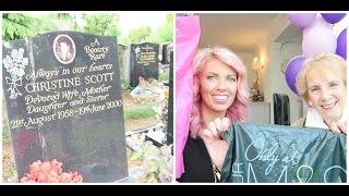 Visiting My Mom