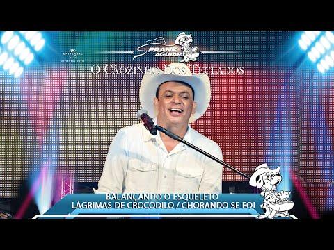 Frank Aguiar - Balançando o Esqueleto / Lágrimas de Crocodilo / Chorando se foi  (DVD AO VIVO)
