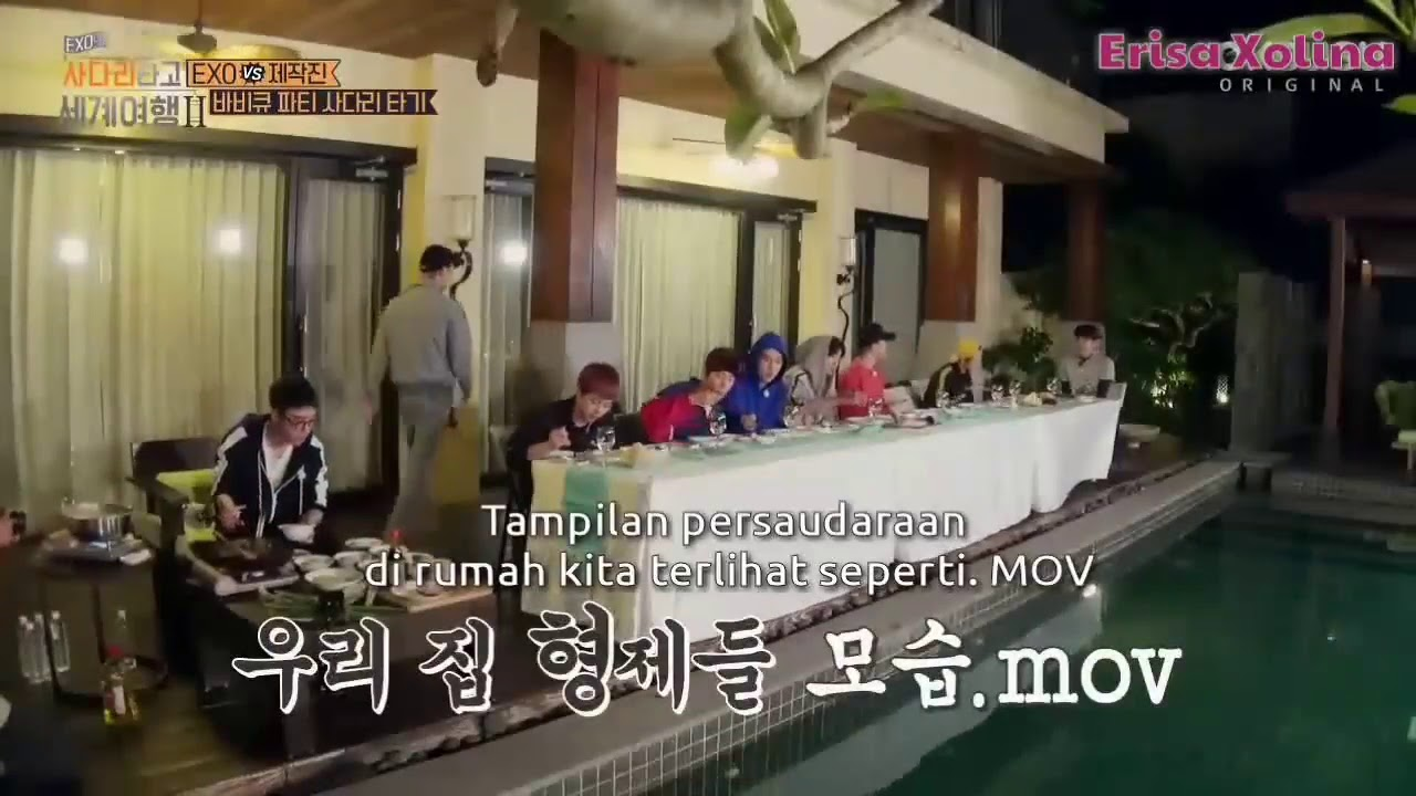 (Indo sub) Travel The World On Exo's Ladder Season 2 Ep 26 ...
