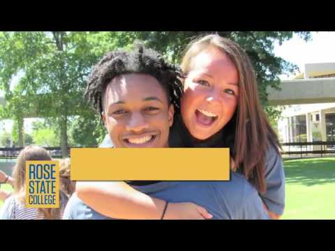 2017 Rose State College Promotional Video