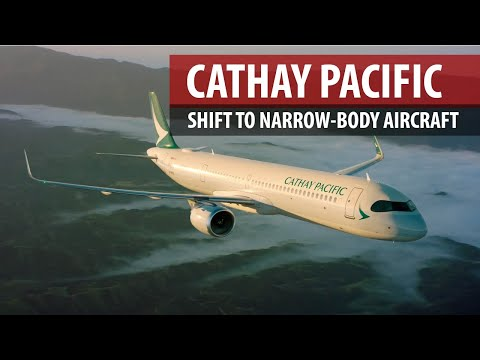 Cathay Pacific Introduces Narrow-body Jets to Fleet
