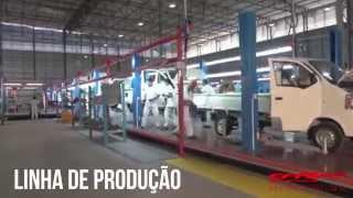 Nova linha 2016 veículos para a sua empresa - Effa Motors \ Absolutamente Brasileira