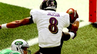 Madden 19 Top 10 Plays of the Week Episode 6 - Lamar Jackson GETS AIRBORNE!