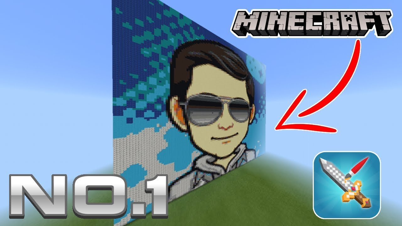 How To Turn A Picture Into Pixel Art On Minecraft 12 Photocrafter