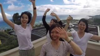株式会社テレックス関西 アロージャパン株式会社 ハワイ社員旅行 in 2016.