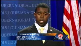 2015 WDSU Louisiana gubernatorial debate (Part 1)