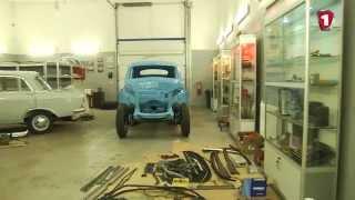 О реставрации автомобиля(Для любителей старинных автомобилей, существует несколько основных причин их приобретения. Для одних это..., 2014-08-27T07:49:47.000Z)