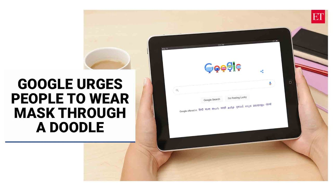 Google Doodle on Covid-19 Prevention: ''Wear Masks And Save ...