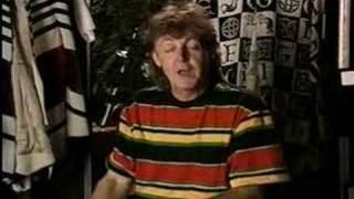 Paul McCartney - Video Message for Rio, September 1993