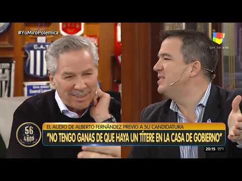 Felipe Solá en Polémica en el Bar