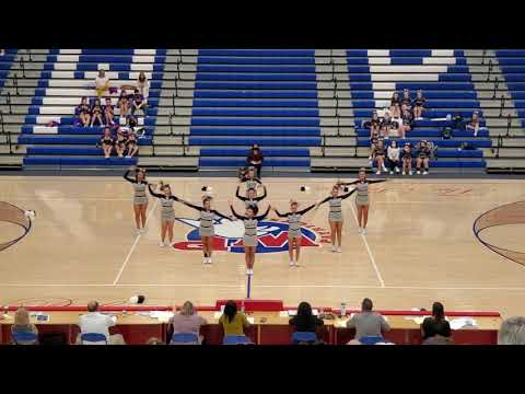 Weirton Madonna High School at WVSSAC Region 1 A Cheer 2020