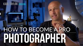 How to get yourself noticed as a Professional Photographer