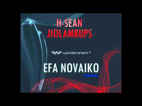 H-Sean Efa novaiko feat Jiol'ambup'S 2K16 (officiel audio)