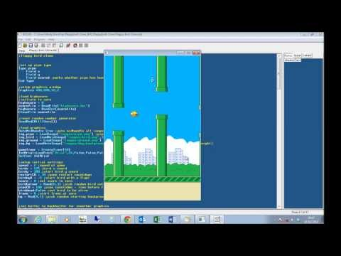 How to make Flappy Bird in BlitzBasic