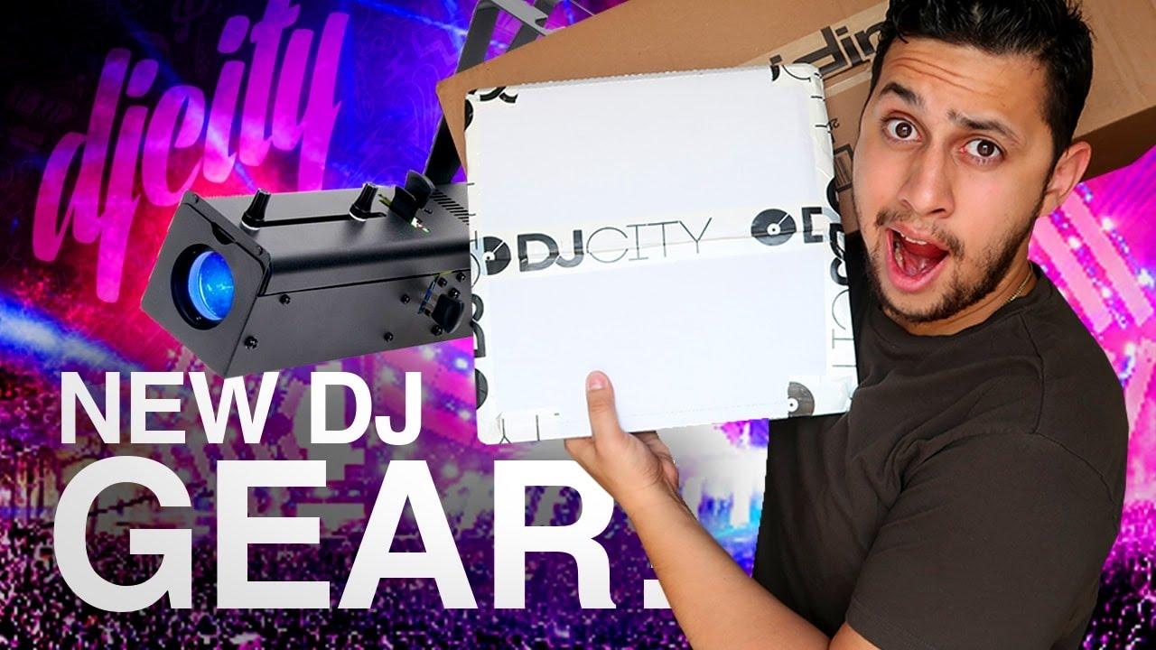 Mail Time: ADJ IKON Profile | My Favorite Record Pool DJ CITY | Light Show