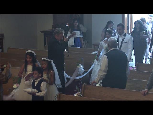 Bishoy and Caroline (Wedding)
