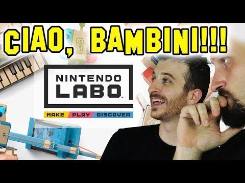 LABO - Nintendo per BAMBINI