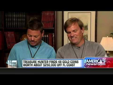 Treasure hunters hit jackpot off Florida Coast