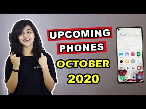 TOP 5 UPCOMING PHONES In OCTOBER 2020 | Redmi Note 10 & Redmi Note 10 Pro ?