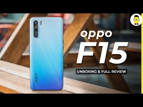 OPPO F15 review: has better cameras than the Realme X2