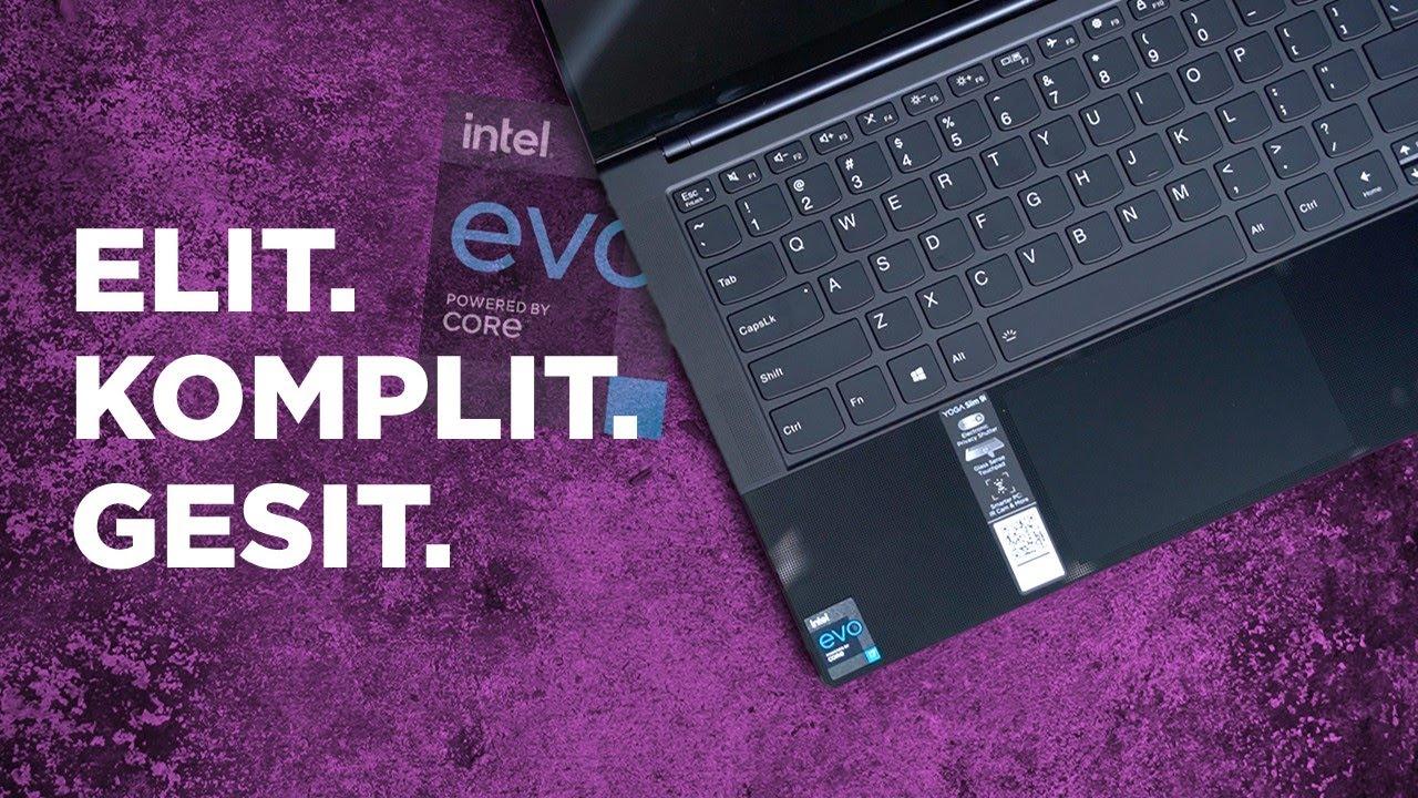 Ultrabook MEVVAH Ala Intel EVO! – Lenovo Yoga Slim 9i