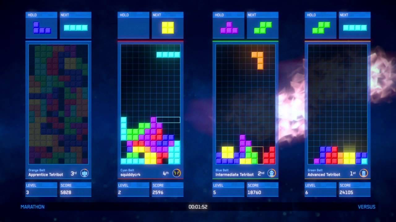 Tetris Ultimate - PS4 Review - PlayStation Country
