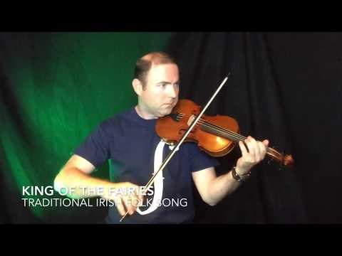 King of the Fairies - Acustic violin instrumental cover