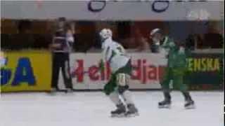 Kvartsfinal 3: Hammarby Bandy - Västerås SK [Höjdpunkter] World Cup Bandy❃ 2016/14/10/❃Highlights «Västerås SK–«Dynamo Moskva 4:2(2:1) Målen: 1–0 (2)
