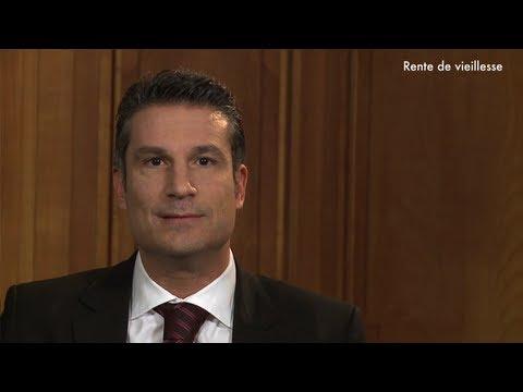 Rente de vieillesse - Glenn Zanetti, Agence générale Lausanne