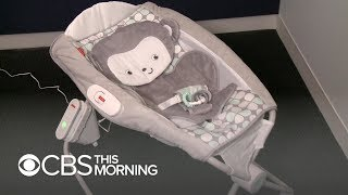 Inclined sleepers for infants need tougher standards, study says