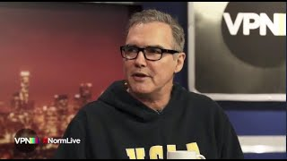 Norm Macdonald is Now Getting Rape by the Devil?