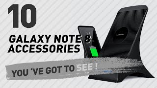 Galaxy Note 8 Accessories Collection // Hot Trends 2017