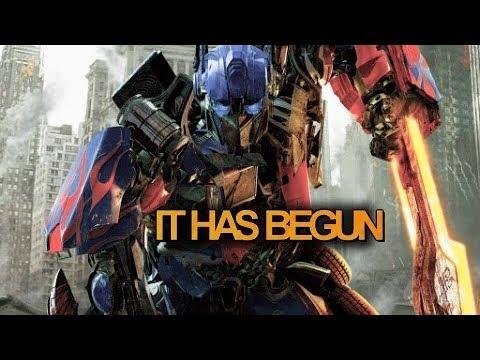 Transformers - It Has Begun