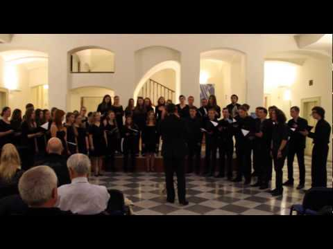 Czech Museum of Music Prague 22/04/2014 Besharmonie - Choir Conductor Mario Rapaj