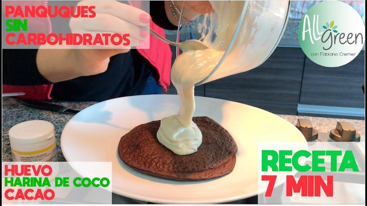 tortitas sin hidratos de carbono