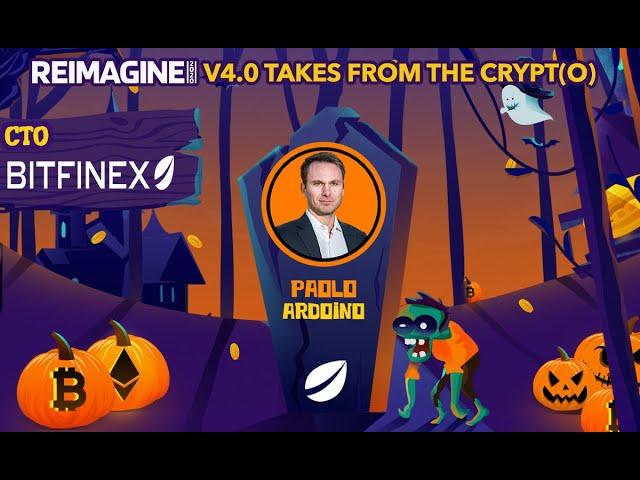 Paolo Ardoino - Bitfinex - The Story of Bitfinex