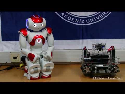 Robotics and Automation Club DAUTV Röportajı (Interview)