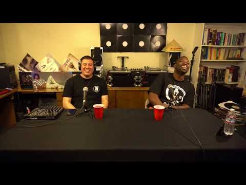 Live In The Garage Podcast Ep. 02 feat. DJ ROB STEPHENS