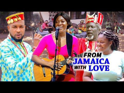 FROM JAMAICA WITH LOVE SEASON 5&6 - (New Mercy Johnson) 2021 Latest Nigerian Nollywood Movie