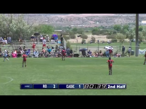 New Mexico Open State Cup - U-15 Girls Final - Field 7