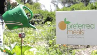 Preferred Meals And The Berkeley Community Garden