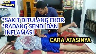 Fisioterapi- Pemeriksaan Fisioterapi Pada Gangguan Kaku Di Tulang Ekor.