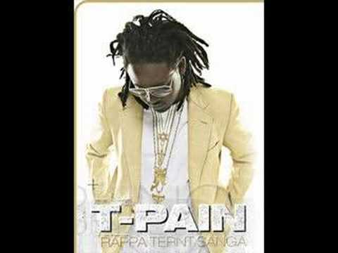 t-pain - reggae night