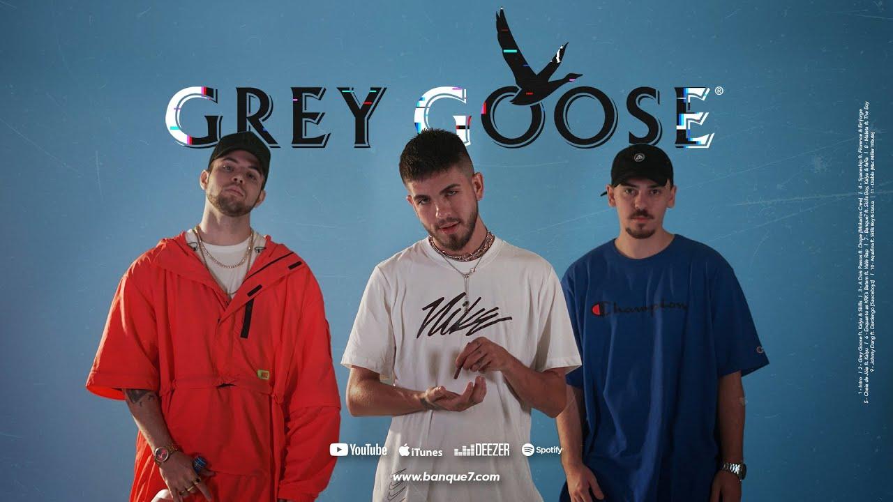 LF Beats - Grey Goose ft. Kalyu & Skills Boy 🕊 - YouTube